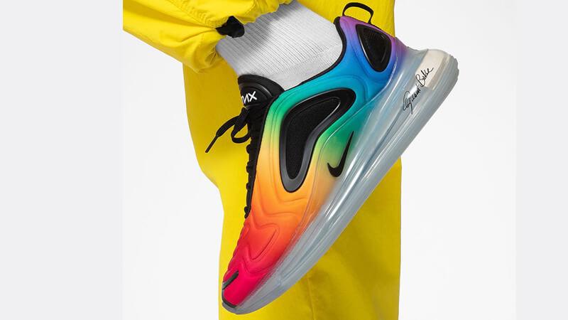 Nike Air Max 720 Be True Women Rainbow