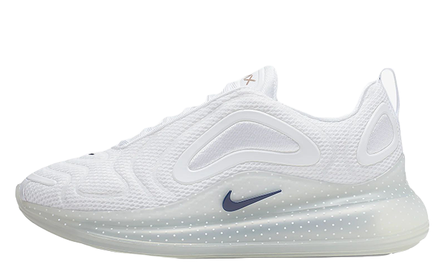 Nike Air Max 720 Unite Totale White Ci9097 100 The Sole Womens