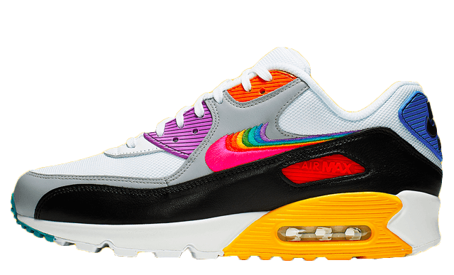 utterly stylish quite nice best selling Nike Air Max 90 Be True | CJ5482-100
