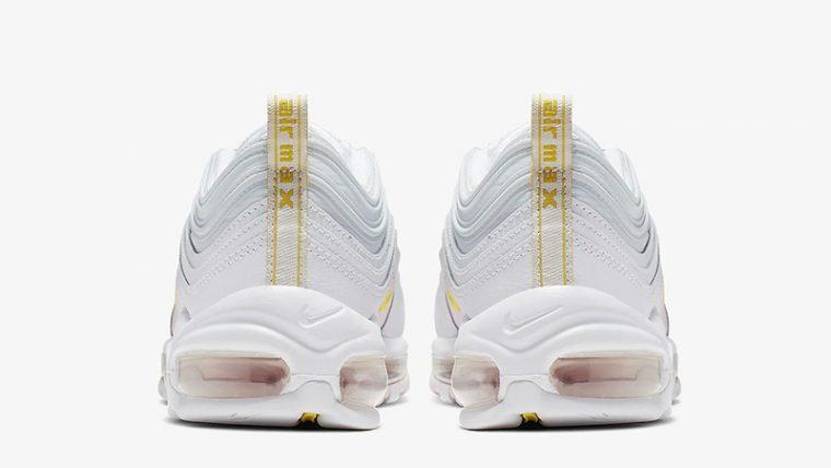 Nike Air Max 97 SE White Opti Yellow CI9089-100 back thumbnail image