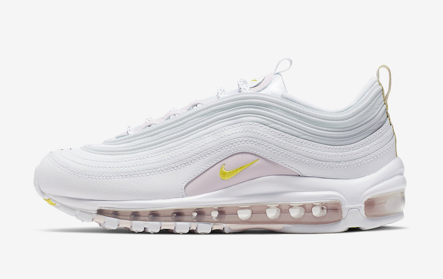 422f89cd1d The Nike Air Max 97 Gets Painted In A Delicate Colour Palette ...