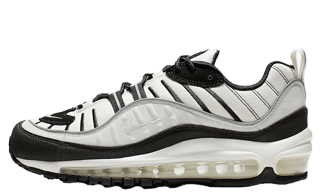 cheap for discount 3daf7 46666 Nike Air Max 98 Sail Black | AH6799-113