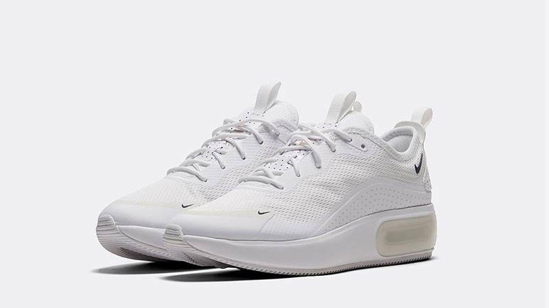 Nike Air Max Dia SE White front