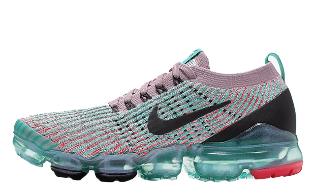 newest 90b7f decdb The Nike Air VaporMax Flyknit 3 Plum Chalk is available right now, so if  you have fallen in love with this silhouette, be sure to head to the links  to shop ...
