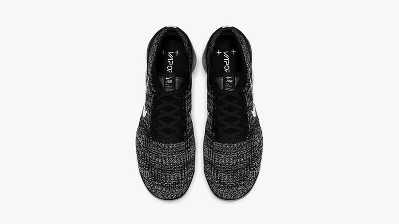 Nike Air Vapormax Flyknit 3 Black White AJ6910-001 02