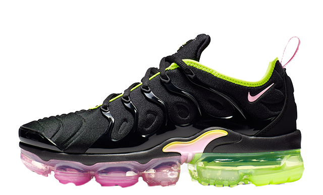 sale retailer 7a7bb 78db2 Nike Air VaporMax Plus Black Pink | CI6160-001