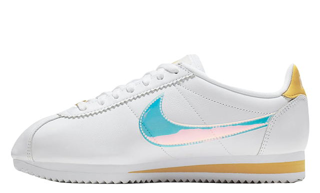 best website 3497d 988a9 Nike Cortez Topaz Gold Iridescent