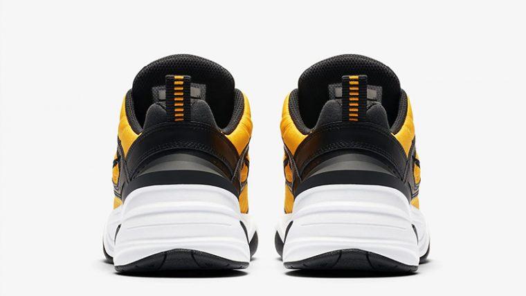 Nike M2K Tekno Black Orange AO3108-014 back thumbnail image