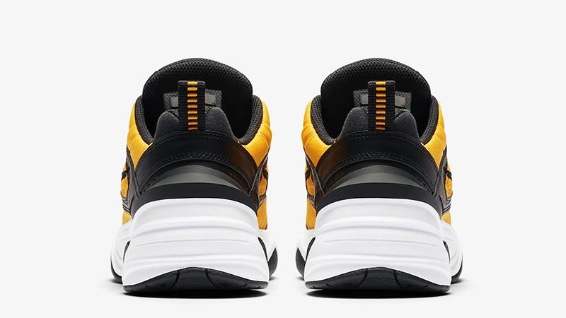 Nike M2K Tekno Black Orange AO3108-014 back