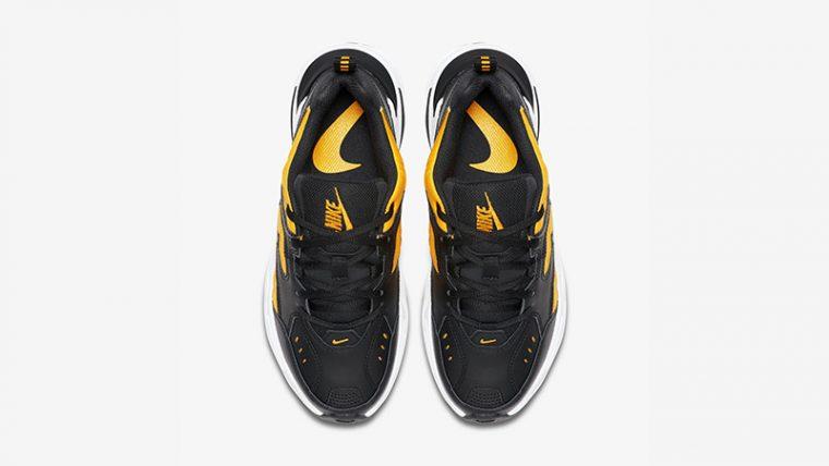 Nike M2K Tekno Black Orange AO3108-014 middle thumbnail image