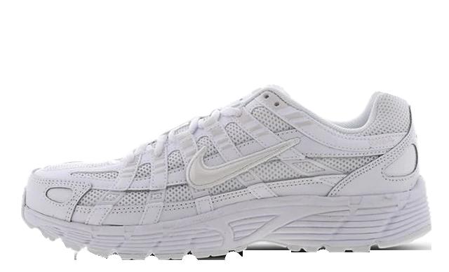 Nike P-6000 White Womens BV1021-102