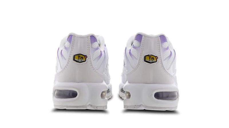 official photos cbfb5 4dd32 Nike TN Air Max Plus White Purple | CJ9455-100