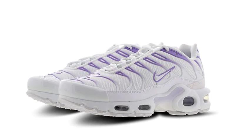 Purple Air Max Plus TN Sneakers