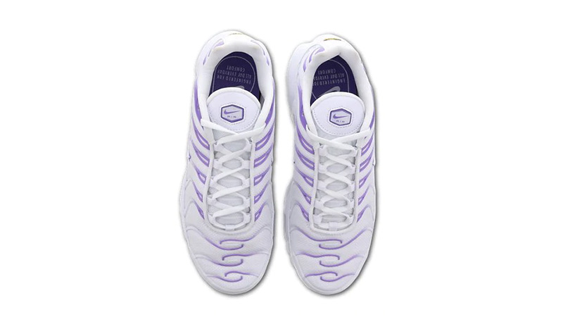 Nike TN Air Max Plus White Purple