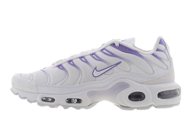 official photos 4c2bf 559b9 Nike TN Air Max Plus White Purple | CJ9455-100