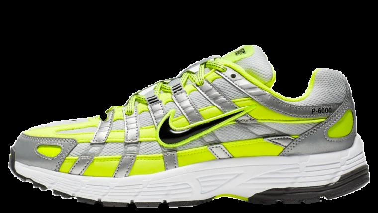 Nike x Naked P-6000 Volt Silver thumbnail image