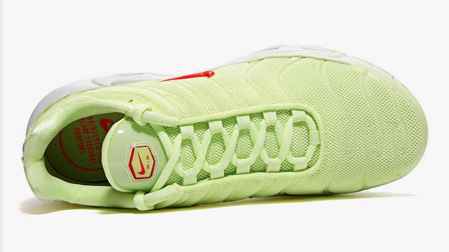 Nike Tuned 1 Barely Volt Red Orbit