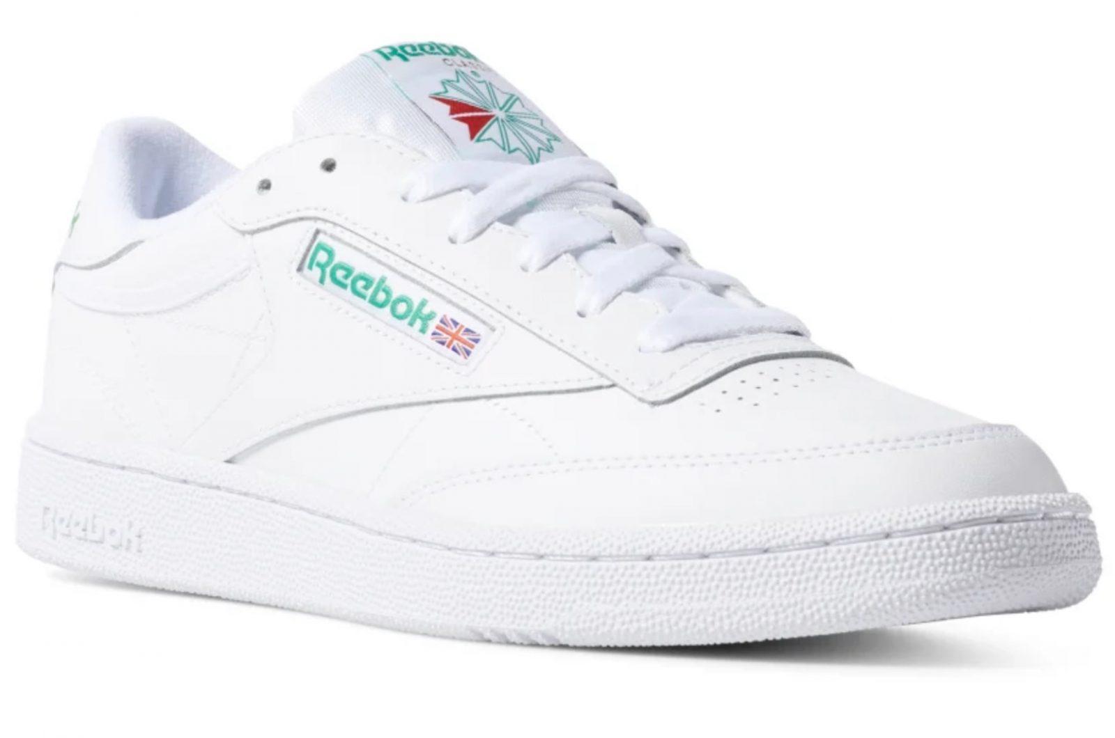 Reebok Club C 85 White Green | AR0456