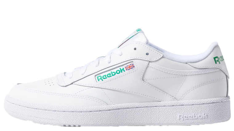 Reebok Club C 85 White Green | AR0456