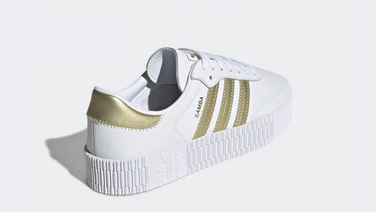adidas Sambarose White Gold EE4681 01 thumbnail image