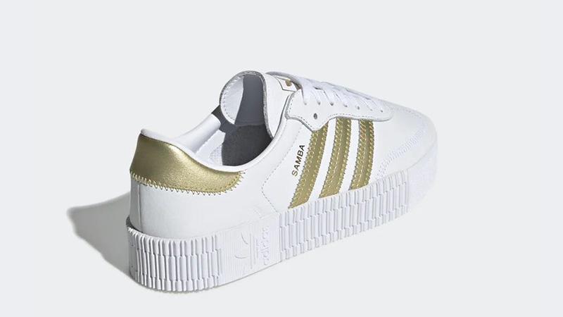 adidas Sambarose White Gold EE4681 01