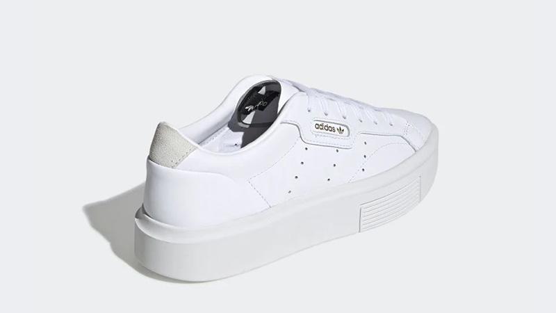 adidas Sleek Super White EF8858 back