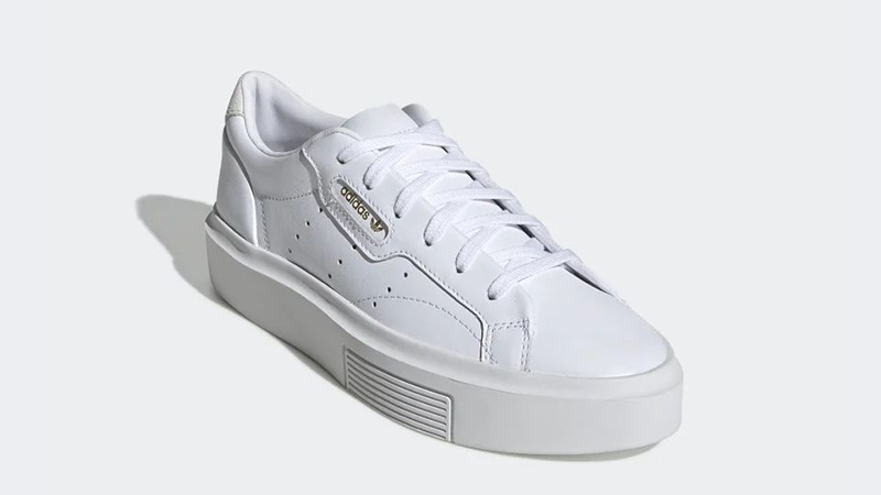 adidas Sleek Super White EF8858 front