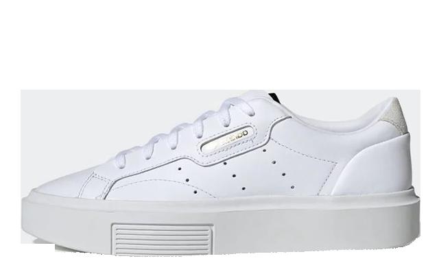 adidas Sleek Super White EF8858
