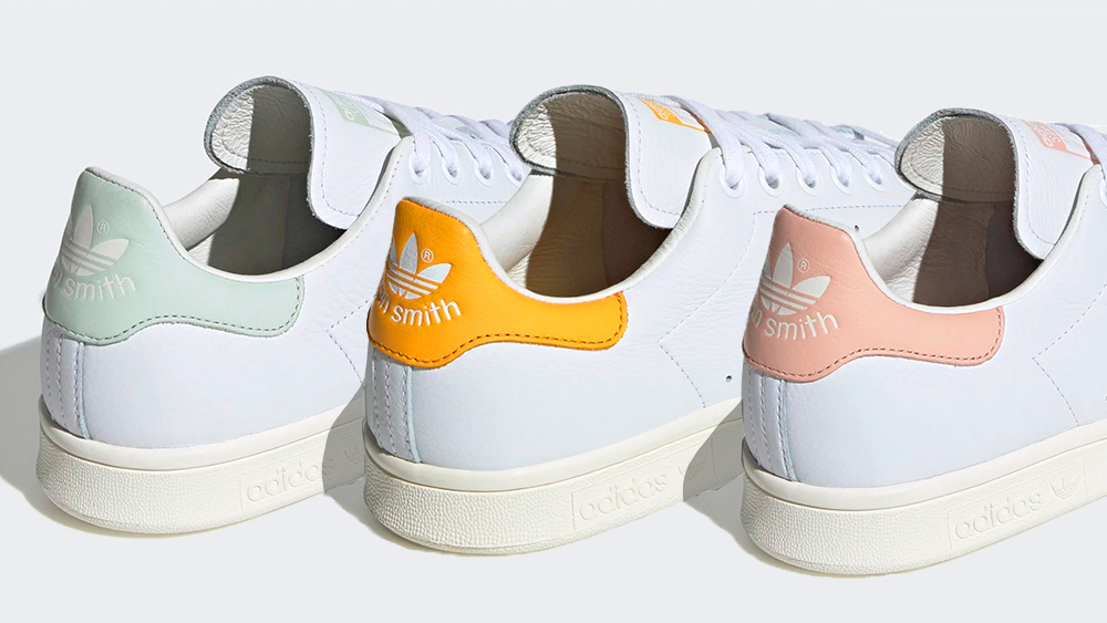 adidas Stan Smith Pastel The Sole Womens