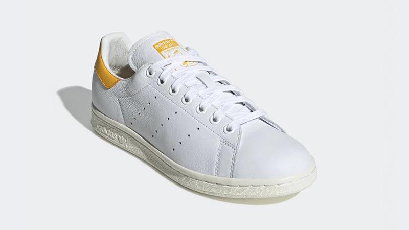 huge selection of c7e84 52966 adidas Stan Smith White Orange EF9320 03
