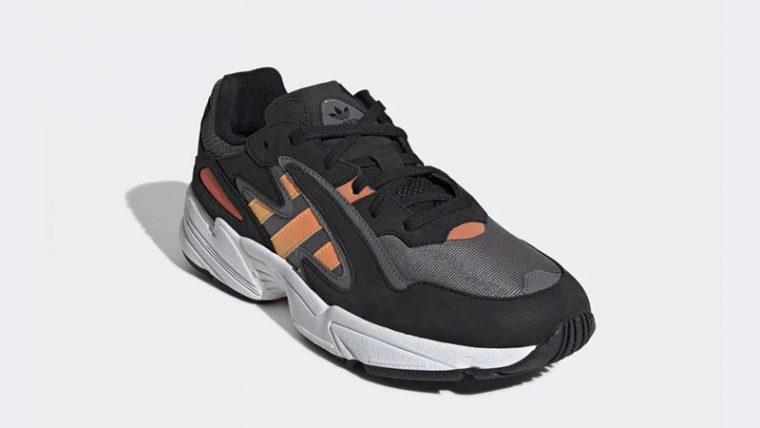 adidas Yung 96 Chasm Black EE7227 front thumbnail image