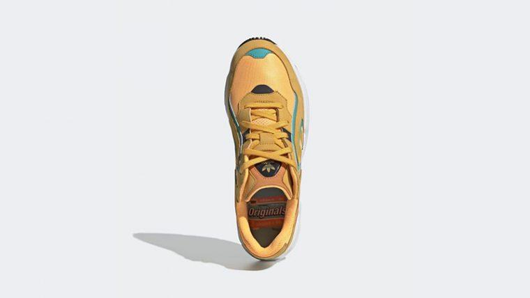 adidas Yung 96 Chasm Orange EE7228 middle thumbnail image