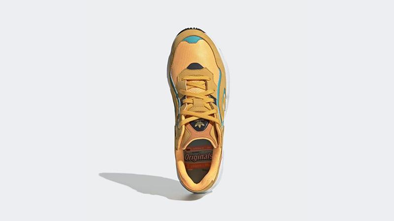 adidas Yung 96 Chasm Orange EE7228 middle