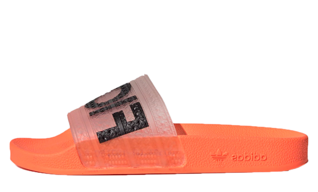 Fiorucci x adidas Adliette Slides