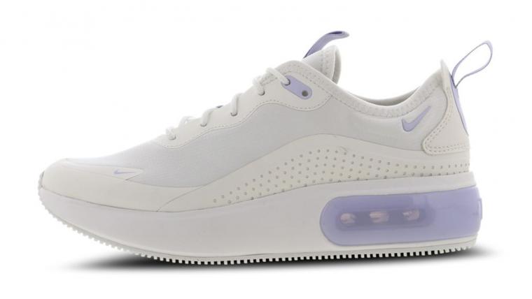 Nike Air Max Dia White/Oxygen Purple