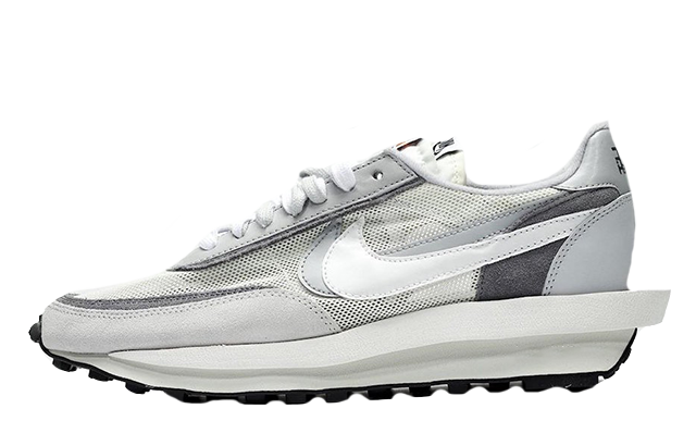 sacai x Nike LDV Waffle White Grey