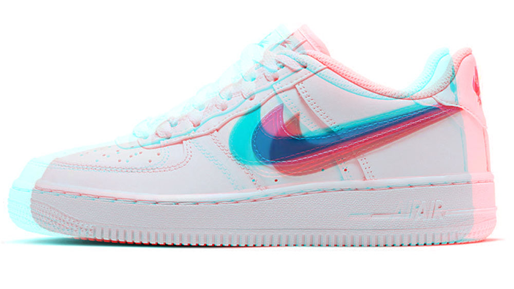 These Nike Air Force