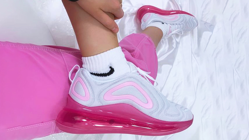 Get 20 Off The Nike Air Max 720 Laser Fuchsia Pink At Foot