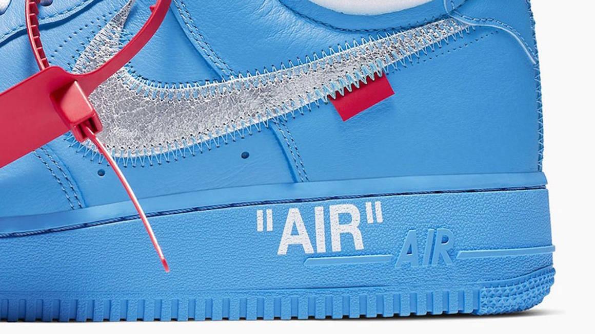 Air Force 1 Off White Nike  w1160