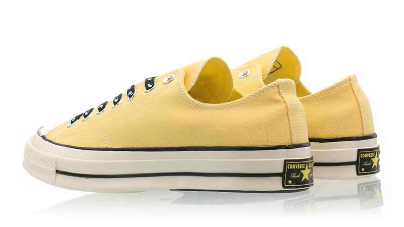 Converse Chuck Taylor 70 OX Yellow White back