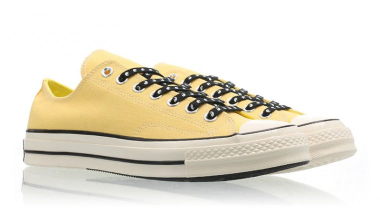 Converse Chuck Taylor 70 OX Yellow White frontConverse Chuck Taylor 70 OX Yellow White front thumbnail image