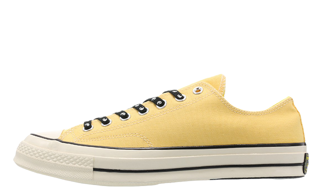 Converse Chuck Taylor 70 OX Yellow White