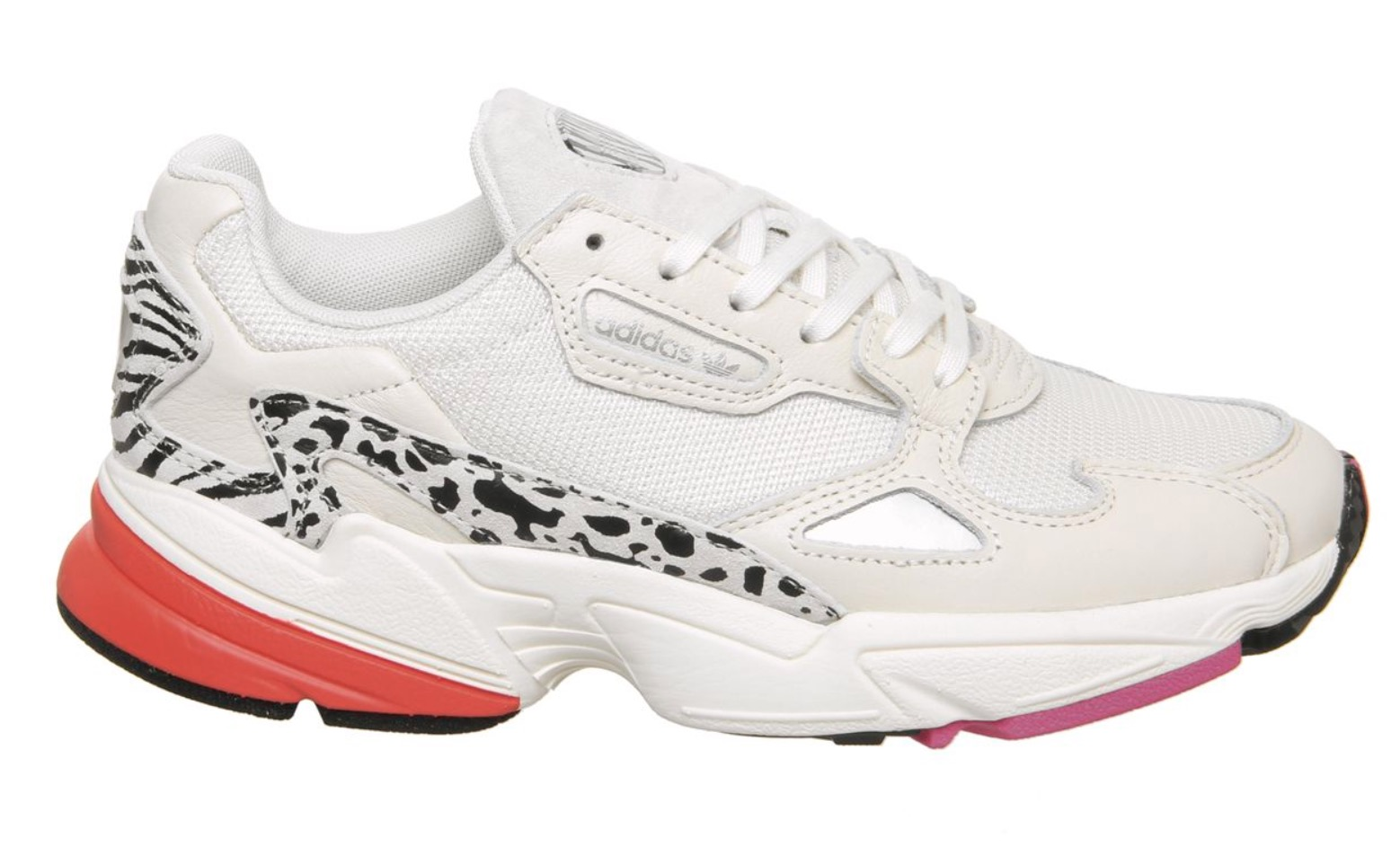 """adidas Originas – Sneaker """"Falcon"""" mit Animal Print"""