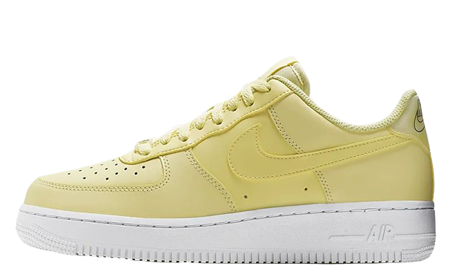 Nike Air Force 1 07 Bicycle Yellow AO2132-701