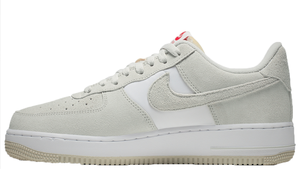 Kilómetros Asociación Adular  Nike Air Force 1 '07 LV8 Light Bone | CI2677-001 | The Sole Womens