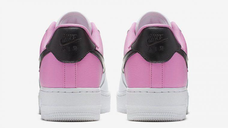 Nike Air Force 1 China Rose back thumbnail image