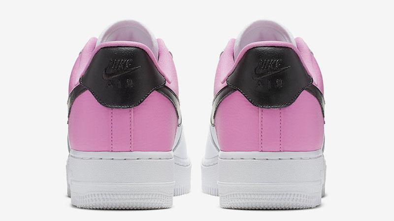 Nike Air Force 1 China Rose back