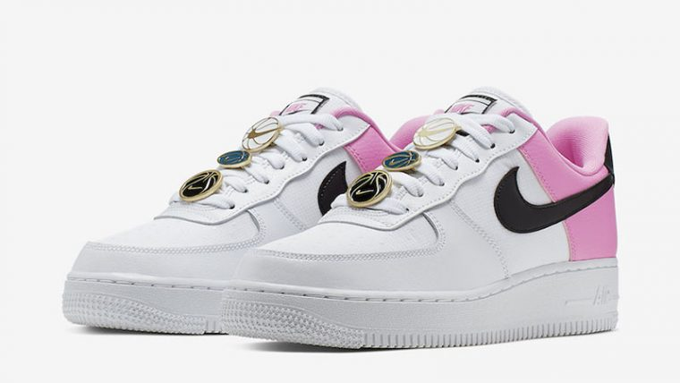 Nike Air Force 1 China Rose front thumbnail image