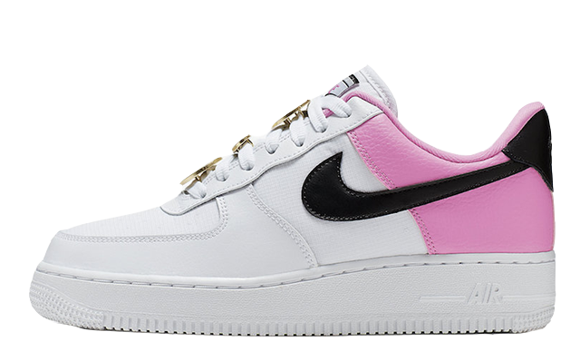 Nike Air Force 1 China Rose AA0287 107Eneste kvinder AA0287 107 The Sole Womens