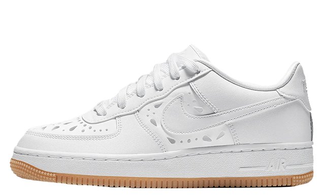 Nike Air Force 1 Floral White AQ7740-100